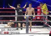 中国草原悍将爆锤泰拳王,反被直接KO出局
