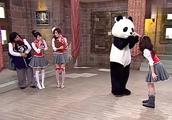 萌学园:乌拉拉竟然能召唤熊熊,萌妹子见状大惊失色,太厉害了!