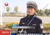 芜湖:货车无牌疯狂闯红灯,交警追停查出酒驾