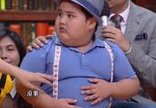 7岁菲律宾胖萌娃,曝体重高达110斤,竟跟王一博一样重!
