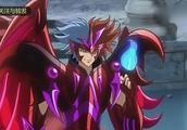 圣斗士星矢 刻之神的军队向仅存的圣斗士进攻,魔铃面具都打烂了