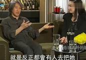 张柏芝曾在《鲁豫有约》坦言:大儿子的名字是周星驰起的!