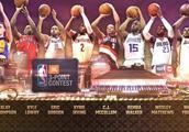 NBA三分球大赛,谁来挑战卫冕冠军汤普森?