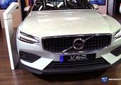 2019 全新沃尔沃V60,极简主义,最美旅行车,沃尔沃的颜值担当