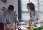 张国立做菜这一段,有几分《饮食男女》的影子,好看!