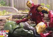 复仇者联盟经过激烈打斗终于战胜了绿巨人