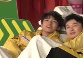 王俊凯董子健录着节目竟跑去睡觉,网友:大懒虫