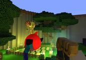 GMOD游戏怪兽能拿到愤怒的小鸟的金蛋吗?