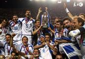 欧洲杯历史最大冷门:丹麦童话VS希腊神话