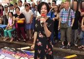 小龙女翻唱歌曲《上海滩》气势十足的歌曲,唱得真不赖