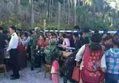 缅甸爆发冲突约30人死亡 中国边境可听到枪声不断