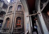 聚兴诚银行修缮开工,为重庆最大抗战遗址单体建筑