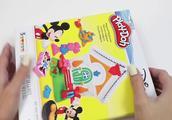培乐多彩泥 米奇妙妙屋神奇印章创意DIY玩具