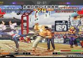 拳皇97:安徽孙杨VS沈阳夜枫,这夜枫的手法爆发力太强了!