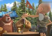 《熊出没之探险日记2》真是没想到蹦蹦的表哥竟然是一个发明家!