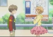 魔卡少女樱:樱狼第一次约会,好甜!