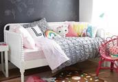幸福空间 如何让小女孩的房间看起来萌萌哒