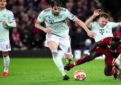 战平利物浦!马丁内斯获全场最高评分 堪称拜仁本场最大亮点