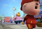猪猪侠:猪猪侠买酱油遇到熟人,好丢人啊!