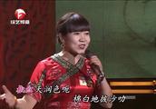 女子演唱《八百里洞庭是我家》一开嗓,台下评委夸赞个不停!