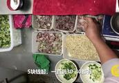 河南小伙做羊肉汤,5元一碗汤随便喝!日卖500碗,顾客从早喝到晚