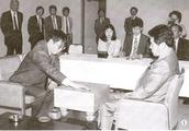 回眸中国围棋:1987年横扫日本 聂卫平如日中天