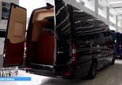 高清评测:奔驰斯宾特创世A8豪华商务车