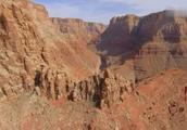 美国大峡谷奇观:人类活动的影响