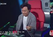 中国新歌声:烟嗓女生引爆全场!陈奕迅忍不住了!跟着摇摆不停!