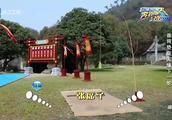 王祖蓝失败吃苦瓜,第一到第六名交通工具大不相同,只能坐牛车