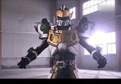 铠甲勇士:金刚铠甲就是强悍,飞影的切风必杀术不管用