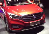 2017上海车展直播:长安凌轩7座MPV,5月上市