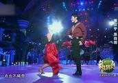 舞出我人生:双人舞蹈,主持人称撒贝宁几乎站着没动!这怎么跳?