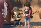 熊出没之探险日记2:大家通过驯鹿的帮助,找到了天才威