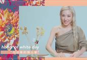 ELLE 3月封面人物 - 少女时代 TIFFANY 念诗给你听!