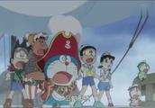 哆啦A梦:最新剧场版金银岛,即将上映,听说要火?