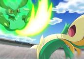 精灵宝可梦:高冷女王藤藤蛇出场,绝招被仿造,还进化了?