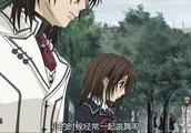 吸血鬼骑士:枢学长邀请优姬以女伴的身份参加舞会
