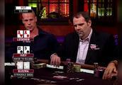 德州扑克:AA被对手误导,全部钱都输光了