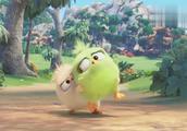 《愤怒的小鸟》小小鸟和小蚯蚓的故事