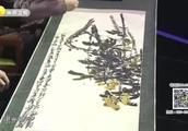 鉴宝现场惊现吴昌硕书画真迹,专家鉴定后竟给出180万的天价!