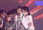 Super Junior早期经典代表作,舞蹈帅爆了,韩庚的表现十分抢眼