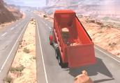 模拟车祸:测试碰撞假人汇编,画面够酸爽