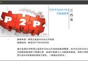 江西省P2P平台2017年4月发展报告