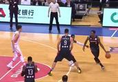 深圳VS广东:不留丝毫情面!马尚连续两记三分领先23分打停深圳!