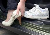 什么人适合穿粗跟高跟鞋,什么人适合穿细跟高跟鞋?
