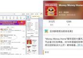 猴年贺岁神曲Money Money Home火爆背后又是网络营销的杰作?