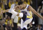 NBA总决赛第一场勇士战胜骑士:库里、杜兰特双剑合璧!