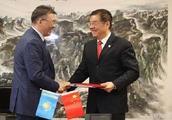 中國中鐵將在哈薩克斯坦承建什么工程