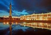 冬宫博物馆——俄罗斯国家博物馆